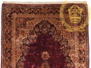 Cyrus Crown® Sarouk